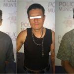 Sorprenden a ladrones robando cables