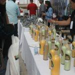 Innovan con rompope de nopal en Expo Agroalimentaria