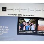 SSG pone a disposición de la sociedad la página a través de Internet para descubrir los padecimientos mentales