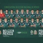 Juan Carlos Osorio presenta lista de convocados para la gira en Europa