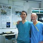 Médicos realizarán trasplante de cabeza