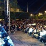 Inicia la feria de Cuerámaro 2017 con presentación de Teo González