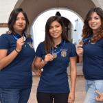 Alumnas UG de Ingeniería en Alimentos traen bronce del 2.° College Bowl en Querétaro