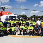 SSG participa en el Operativo Invernal Guadalupe – Reyes por medio del Sistema de Urgencias