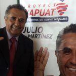 """Presenta Julio Martínez su """"amor por Irapuato"""", aspirante independiente a la alcaldía"""