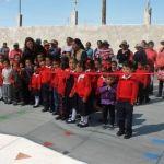 Beneficia gobierno municipal a estudiantes con infraestructura educativa