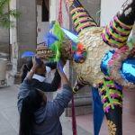 Gran participación en concurso de piñatas