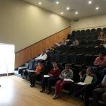 Imparten talleres con enfoque ambiental a estudiantes UG
