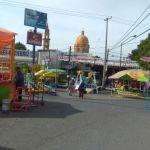 Seguridad y orden para comerciantes en festividad guadalupana