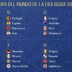 Alemania, Suecia y Corea contra México: Mundial Rusia