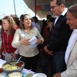 Pénjamo sede de la 3ra. Feria de Seguridad Alimentaria y Nutricional del proyecto REPROCOM 2017