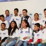 Participan 700 Niñas, Niños y Adolescentes en Encuentro de Líderes Comunitarios