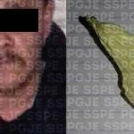 Detienen en Pénjamo a un hombre en posesión de 10 dosis de droga