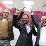 PAN, PRD y Movimiento Ciudadano van juntos para las elecciones del 2018 en Guanajuato