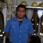 """""""Me tocó ser el héroe de un menorcito"""": bombero de Irapuato"""