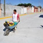 Inauguran calle San José en Labor de Peralta
