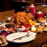 Familias alistan cena de año nuevo