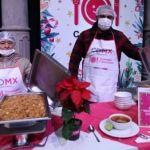 Alistan cena de Navidad en el Zócalo capitalino