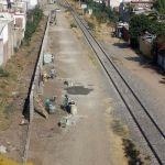 """Ferromex """"no pudo"""" con muro en la 1 de Mayo pero sí en puente Siglo XXI"""