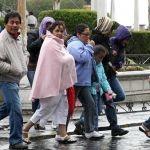 Se esperan temperaturas de 0° a -05°C grados durante las próximas horas en el estado de Guanajuato