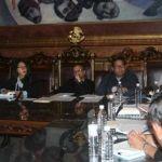 Regidor Pliego pide respeto hacia integrantes del ayuntamiento al regidor Uribe Valle