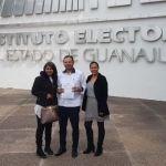 Teniente militar se registra como candidato independiente para alcaldía de Irapuato