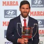 """""""Mi objetivo no son lo premios individuales"""": Lio Messi"""