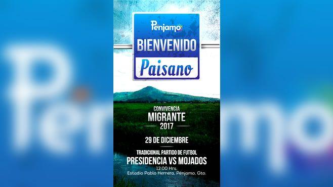 Photo of Convivencia migrante logrará acercamiento entre paisanos y autoridades: alcalde
