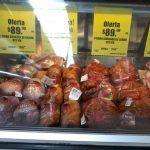 Supermercados ofrecen paquetes para cena de año nuevo