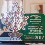 Recibe Instituto de Ecología del Estado reconocimiento por cuidado del medio ambiente
