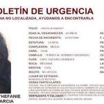 Hallan el cadáver de Rosalinda, desapareció tras abordar un taxi en Edomex