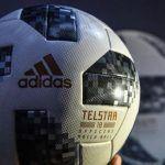 Balón Telstar utilizado en el mundial de México 1970 regresa para Rusia 2018