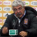 """Tigres fue superior, pero no quiso ganar: """"Tuca"""" Ferretti"""