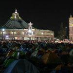 """Millones de feligreses cantan """"Las Mañanitas"""" a la Virgen de Guadalupe"""