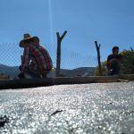 Supervisa alcalde obras de infraestructura en Cuerámaro