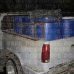 Aseguran en Apaseo el Alto 1,200 litros de hidrocarburo extraído de manera ilegal