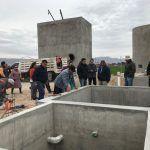 Avanza construcción de Planta de Tratamiento y Drenaje Sanitario en La Troja