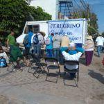 Cientos de Peregrinos atendidos en los Centros de Atención