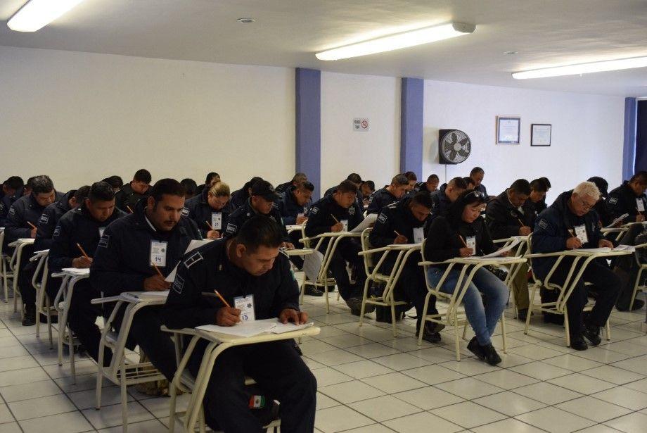 Photo of Realizan evaluaciones para ascensos en policía municipal