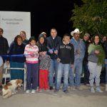 Inaugura Samuel Amezola obras eléctricas por $683 mil pesos