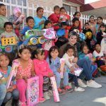 Comparte DIF sonrisas con entrega de juguetes