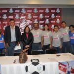 Presentan LV edición Futbolito Bimbo en Celaya