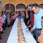Autoridades invitan a compartir la Rosca de Reyes