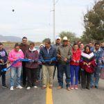 Pedregal de Arriba, una comunidad con un nuevo y mejor camino