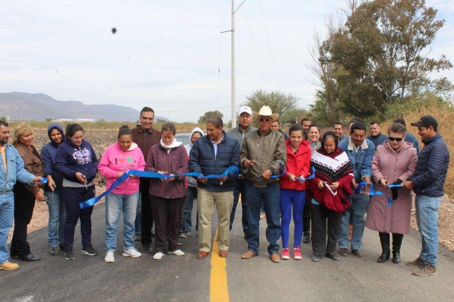 Photo of Pedregal de Arriba, una comunidad con un nuevo y mejor camino