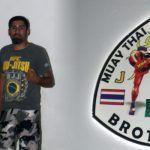"""Golpes , adrenalina y """"nocaut"""" gusto de Edgar Chico en artes marciales mixtas"""