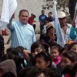 Arranca la pavimentación de la calle Hermanos Licea en Colonia Hermosillo