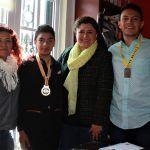 En Pueblo Nuevo se sigue apoyando a la juventud