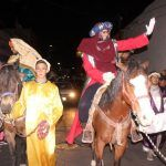 Magia, alegría e ilusión iluminan las calles de Pénjamo