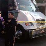 """""""Justiciero"""" asesina a ladrón en transporte público de Naucalpan"""